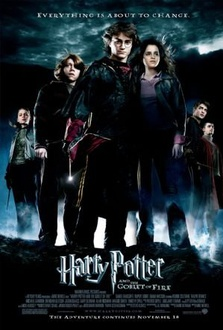 Movie Harry Potter and the Goblet of Fire