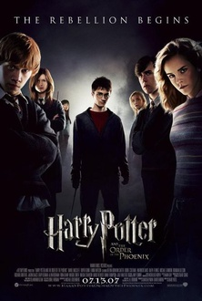 Movie Harry Potter and the Order of the Phoenix