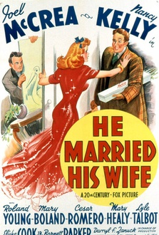 Movie He Married His Wife