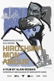 Movie Hiroshima Mon Amour