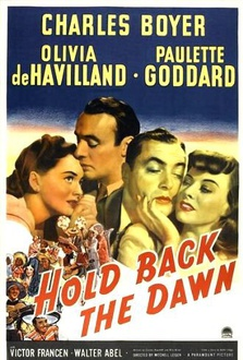 Movie Hold Back the Dawn
