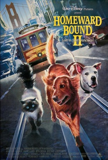Movie Homeward Bound II: Lost in San Francisco