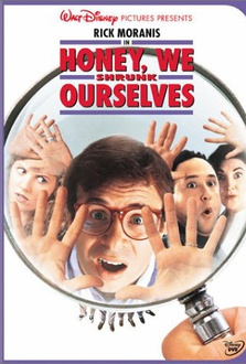 Movie Honey, We Shrunk Ourselves