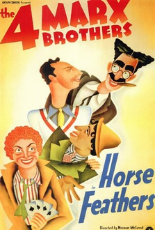 Movie Horse Feathers