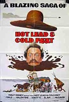 Hot Lead and Cold Feet Quotes