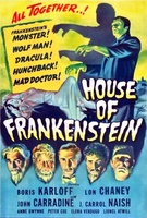 House of Frankenstein Quotes