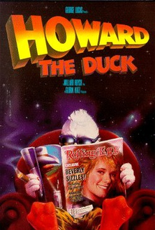 Movie Howard the Duck