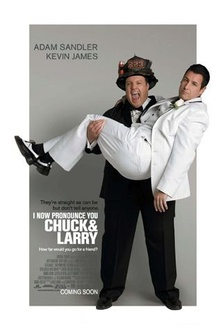 Movie I Now Pronounce You Chuck & Larry