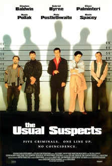 Movie The Usual Suspects