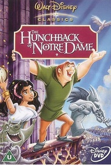 Cartoon The Hunchback of Notre Dame