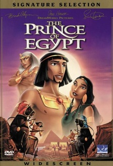 Cartoon The Prince of Egypt