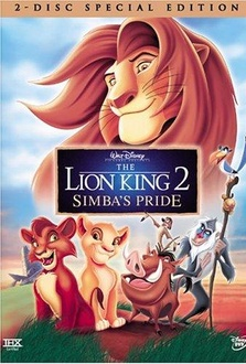 Cartoon The Lion King II: Simba's Pride
