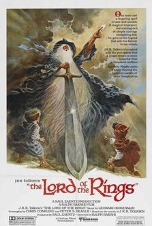 Cartoon The Lord of the Rings
