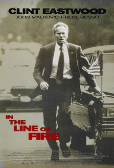 Movie In the Line of Fire