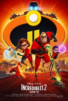 Movie Incredibles 2