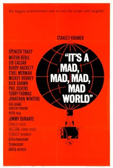 Movie It's a Mad, Mad, Mad, Mad World