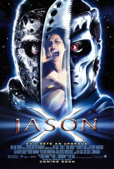 Movie Jason X