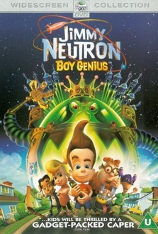 Cartoon Jimmy Neutron: Boy Genius