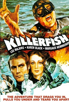 Killer Fish Quotes