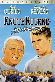 Movie Knute Rockne, All American