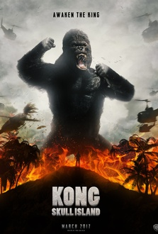 Movie Kong: Skull Island