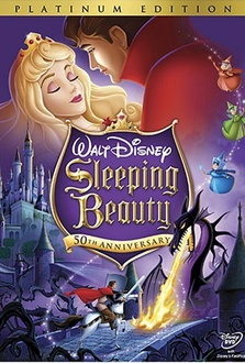 Cartoon Sleeping Beauty