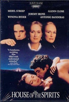 Movie The House of the Spirits