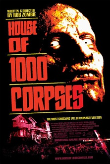 Movie House of 1000 Corpses