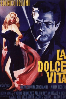 Movie La Dolce Vita (The Sweet Life)