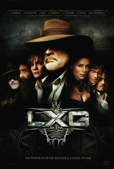 Movie The League of Extraordinary Gentlemen