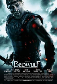 Cartoon Beowulf