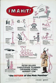 Movie The Return of the Pink Panther