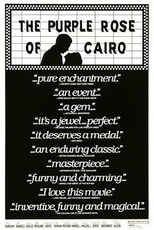Movie The Purple Rose of Cairo