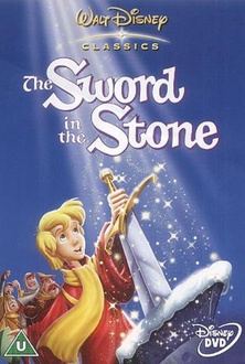 Cartoon The Sword in the Stone