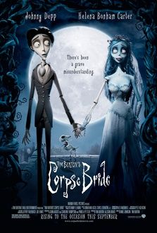 Cartoon Corpse Bride