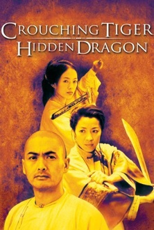 Movie Crouching Tiger, Hidden Dragon