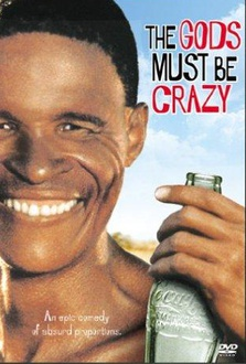Movie The Gods Must Be Crazy