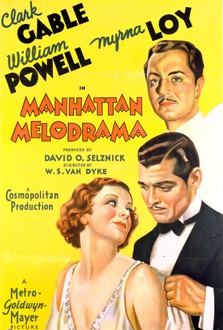 Movie Manhattan Melodrama