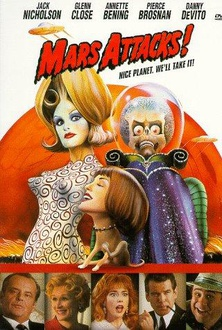 Movie Mars Attacks!