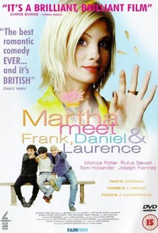 Movie Martha, Meet Frank, Daniel and Laurence