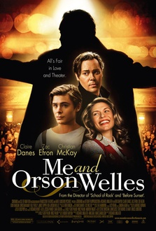Movie Me and Orson Welles