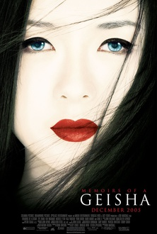 Movie Memoirs of a Geisha
