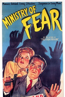Movie Ministry of Fear