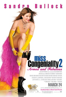 Movie Miss Congeniality 2: Armed and Fabulous