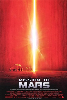 Movie Mission to Mars