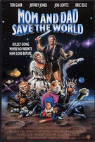 Mom and Dad Save the World Quotes