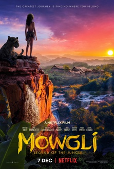 Movie Mowgli: Legend of the Jungle