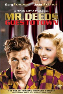 Movie Mr. Deeds Goes to Town