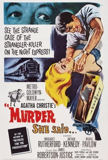 Movie Murder She Said