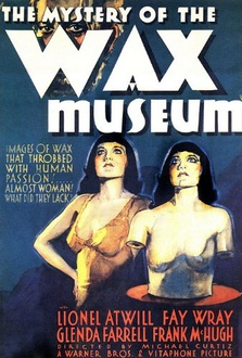 Movie Mystery of the Wax Museum